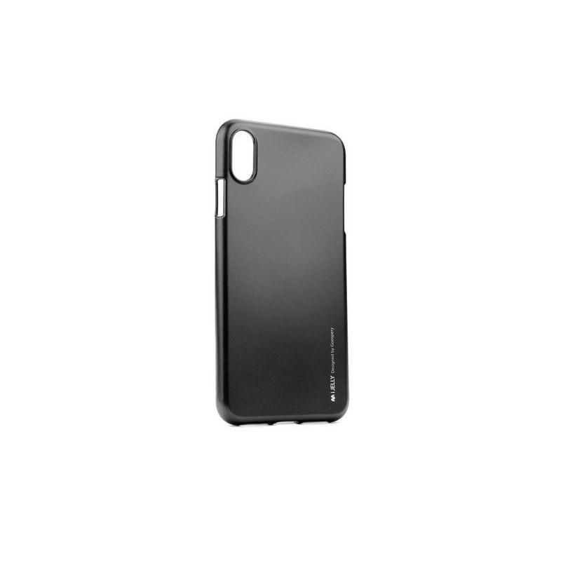 coque silicone noir iphone xs