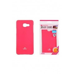 Coque silicone samsung A5 2016 rose Goospery Jelly