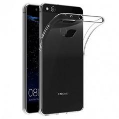 Coque en Silicone Huawei P10 Lite- Transparent