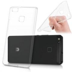 Coque en Silicone Huawei P8 Transparent
