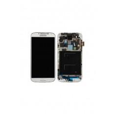 Ecran LCD Samsung S4/GT-l9505 Blanc Officiel