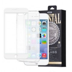 Pack Remax Verre trempé + coque iPhone 7+/8+ Blanc