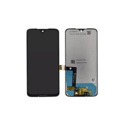 Écran LCD Motorola G7 Noir (sans châssis)