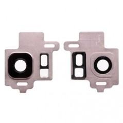 Lentille caméra arrière S8 Rose