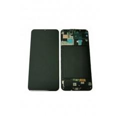 Ecran Samsung A70 Noir (GH82-19787A) Service Pack