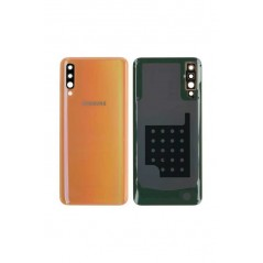 Back cover Samsung A50 Corail service pack