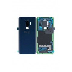 Back cover Samsung S9+ Bleu Simple sim Service pack