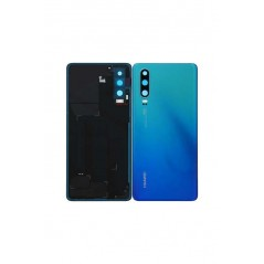 Back cover Huawei P30 Aurora Bleu service pack