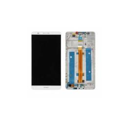 Ecran Huawei Mate 7 Blanc (Reconditionné) Avec chassis