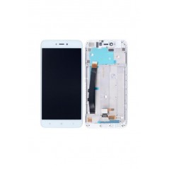 Ecran Xiaomi Note 5a Blanc (Reconditionné) Avec chassis