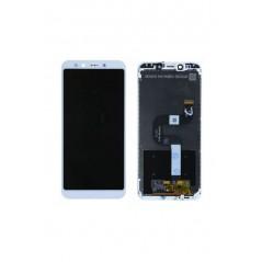 Ecran Xiaomi Mi A2 Blanc (Reconditionné) Avec chassis