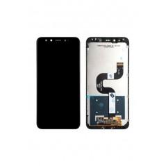 Écran LCD Xiaomi Mi A2 Noir Avec Châssis