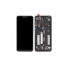 Ecran Xiaomi Mi 8 Lite Noir (Reconditionné) Avec chassis