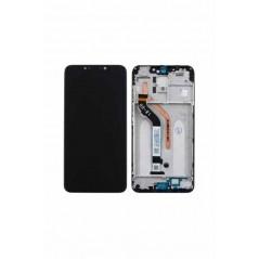 Ecran Xiaomi Pocofone F1 Noir (Reconditionné) Avec chassis