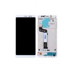Ecran Xiaomi Redmi 5 Blanc (Reconditionné) Avec chassis
