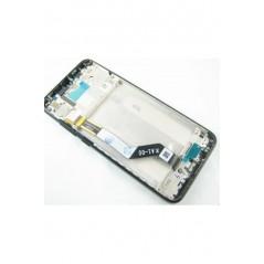 Ecran Xiaomi Redmi Note 7 Noir avec chassis (Original) reconditionné