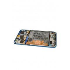 Ecran Huawei P30 Lite Bleu Complet Officiel