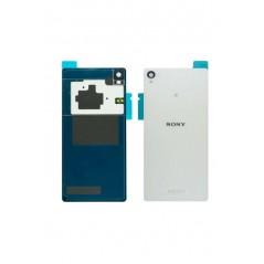 Back cover Sony Z3 Blanc Origine constructeur