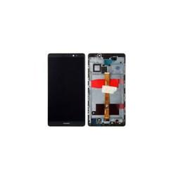 Ecran Huawei Mate 8 Noir avec chassis (Original) reconditionné