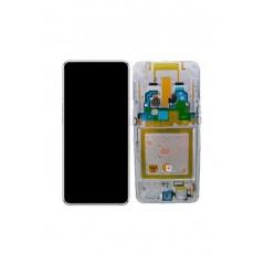 Ecran Samsung A80 Argent (Service Pack)