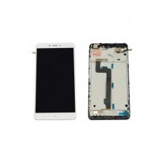 Ecran Xiaomi Mi Max 2 Blanc Avec chassis