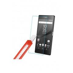Verre trempé Sony Xperia Z5 en packaging