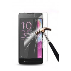 Verre trempé Sony Xperia E5 en packaging