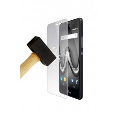 Verre trempé Sony Xperia XA1 en packaging