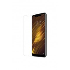 Verre trempé Xiaomi Pocophone F1 en packaging