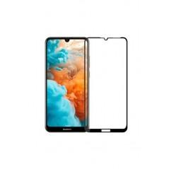 Verre trempé Smart Glass pour Huawei Y6 2019 (3D Noir)