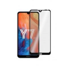Verre trempé Smart Glass pour Huawei Y7 2019 (3D Noir)