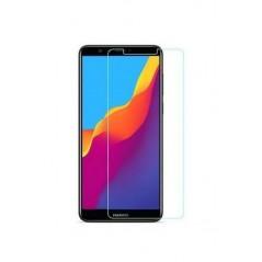 Verre trempé Smart Glass pour Huawei Y7 2018 (3D Noir)