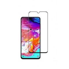 Verre trempé Smart Glass pour Samsung A70 (3D Noir)
