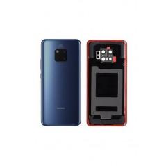 Vitre Arrière Huawei Mate 20 Pro Bleu Origine Constructeur