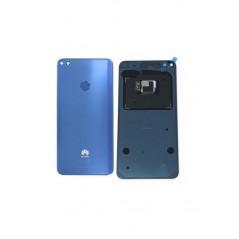 Vitre Arrière Huawei P8 Lite 2017 Bleu Origine Constructeur