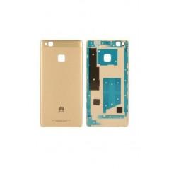 Vitre Arrière Huawei P9 Lite Or + NFC Origine Constructeur