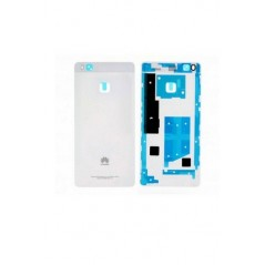 Vitre Arrière Huawei P9 Lite Blanc + NFC Origine Constructeur