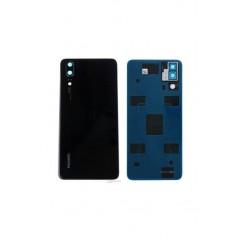 Vitre Arrière Huawei P20 Noir Origine Constructeur