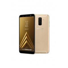 Téléphone Samsung Galaxy A6 Plus 32GB Or Neuf