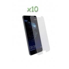 10 verres trempés Huawei P10 Lite