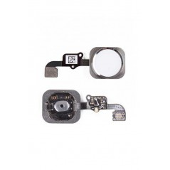 Bouton Home remplacement iPhone 6/6+ Blanc