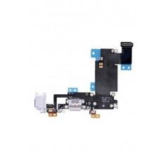 Nappe Connecteur de charge iPhone 6S+ Blanc