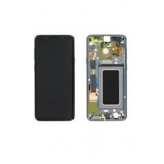 Écran LCD pour Samsung Galaxy S9 Plus Gris Service Pack