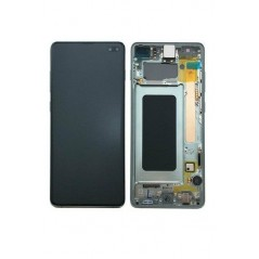 Écran LCD pour Samsung Galaxy S10 Plus Vert Service Pack