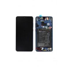 Écran LCD Huawei Mate 20 Bleu Complet Origine Neuf