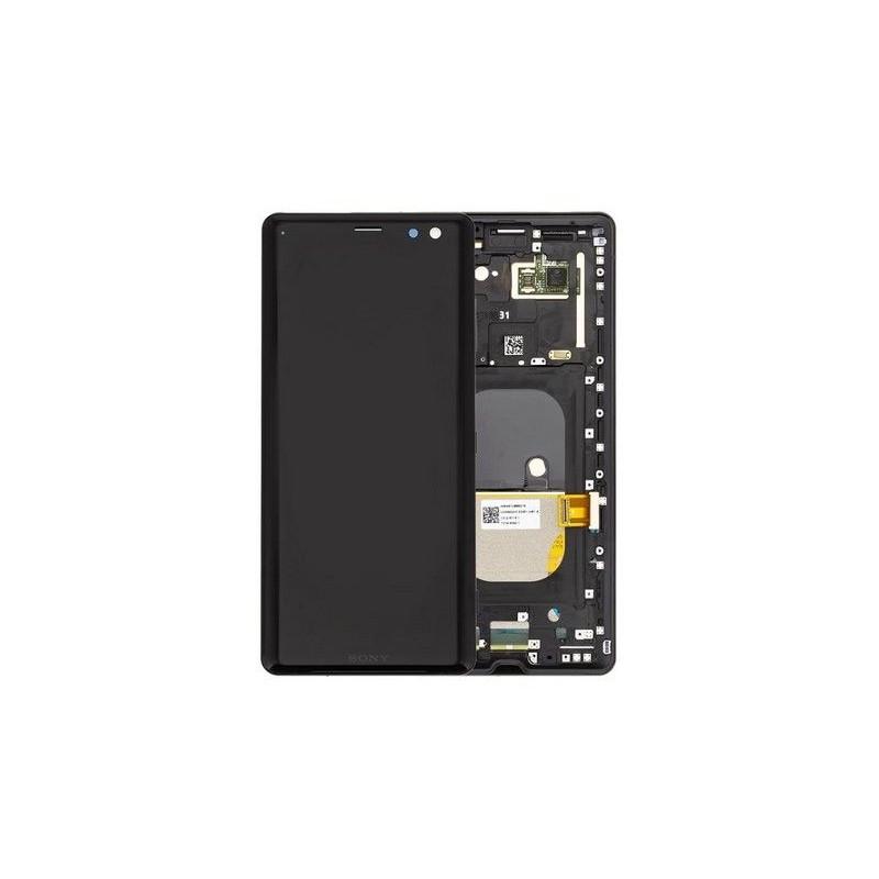 écran Lcd Sony Xperia Xz3 H9436 Noir Origine Neuf