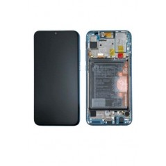 Écran LCD Honor 10 Lite Sky Blue Complet Origine Neuf