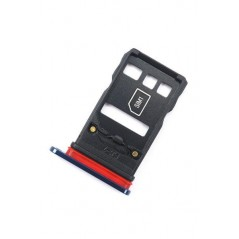 Tiroir SIM pour Huawei Mate 20 X Bleu