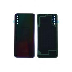 Back Cover Samsung A70 Noir