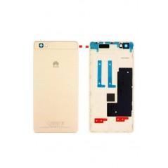 Vitre Arrière Huawei P8 Lite Or Origine Neuf